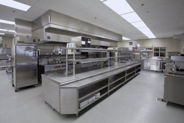 انواع هواکش آشپزخانه صنعتی را بشناسید